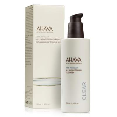All-in-one Toning Cleanser