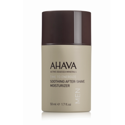 Soothing After-Shave Moisturizer