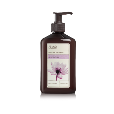 Velvet Body Lotion - Lotus & Chestnut