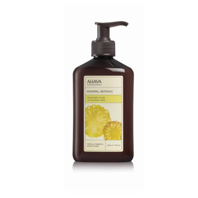 Velvet Body Lotion - Pineapple & Peach