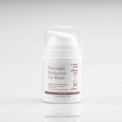 Overnight Hyaluronic Tan Balm