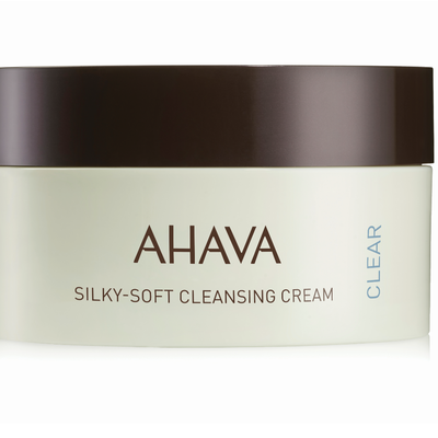 Silky-Soft Cleansing Cream